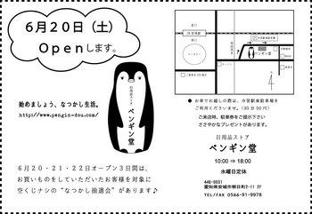 ペンギン堂オープン.jpg